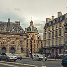 Institut de France - Paris by Yannik Hay