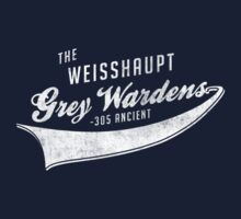 The Weisshaupt Grey Wardens by asirensong
