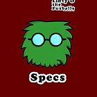 Linty & the Fuzzballs (Specs) by SCoffin