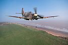 Spitfire Patrol by Nigel Bangert