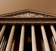 Eglise De La Madeleine ~ Part Two by artisandelimage
