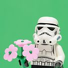 Stormtrooper Peace by playwell