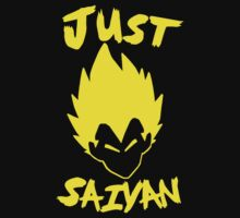 Just Saiyan by Look Human