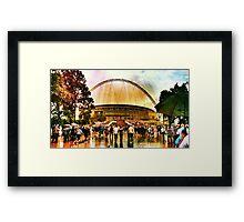 Wembley Way London England Framed Print