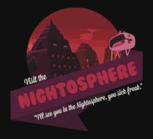 Visit The Nightosphere by Look Human