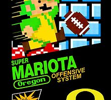 Super Mariota Poster by Scottcamstewart