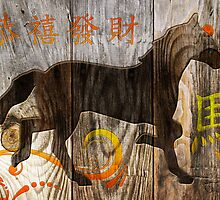 year of the wooden horse by maydaze