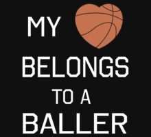 My heart belongs to a baller by sportsfan