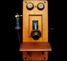 Vintage Phone for iphone by M a r i e B a r c i a