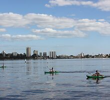 On the Swan River by JDWPhotos