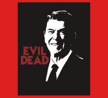 Evil Dead Reagan by FunkeeOne