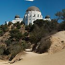 The observatory in Griffith Park, CA by philw