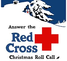 Answer The Red Cross Christmas Roll Call by warishellstore