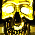 Golden Skull by 319media