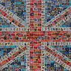 Union Jack by Gary Hogben