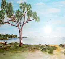 Lake Hindmarsh by David Fraser