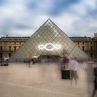 The Louvre by Andrew-Thomas