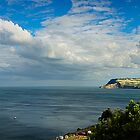Ravenscar from Robin Hood's Bay by Andy Burke