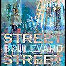 Street Scene Signs by John Fish