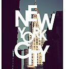 iPhone: New York City by Randy  Le'Moine