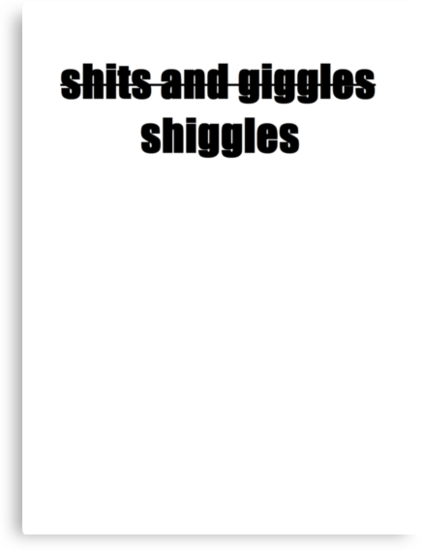 Shiggles by erraticwolf