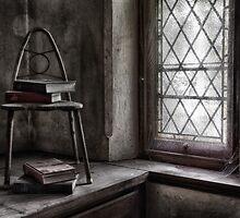 Reading Corner by Marzena Grabczynska Lorenc