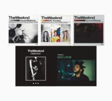 The Weeknd - Albums by YungFly413