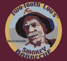 'Two-Tooth' Lou's Smokey Barbecue by DWPhoenix
