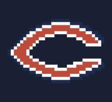 Da Bears Logo 3nigma by CrissChords