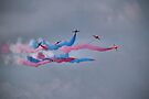 Detonator ! - The Red Arrows - Dunsfold 2013 by Colin J Williams Photography