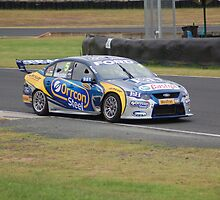 Mark Winterbottom V8 Supercars  by GMNPhoto