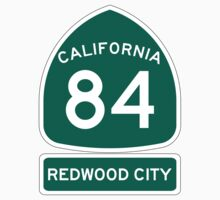 CA-84 - Redwood City by IntWanderer