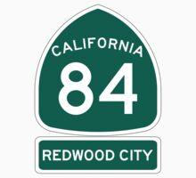 CA-84 - Redwood City by IntWanderer