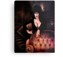 Elvira Metal Print