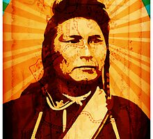 Chief Joseph by ChahtaStorm