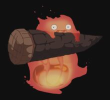 Calcifer by -Oujo-