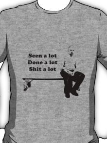 Karl Pilkington An idiot abroad T-Shirt