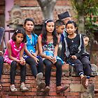 Nepalese youth by Alan Robert Cooke