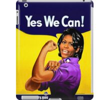 Recovery.gov Michelle Obama as Rosie The Riveter iPad Case/Skin