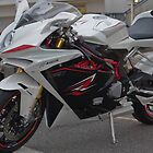 MV Agusta F4 1000 by Chris Martin