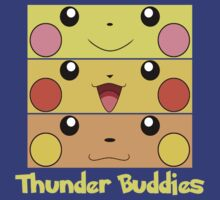 Thunder Buddies by FANATEE