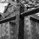 Cross to bear by Rowan Kanagarajah
