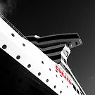 QUEEN MARY II by Thomas Barker-Detwiler