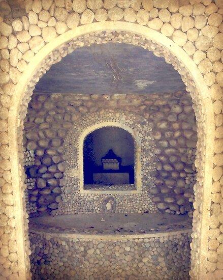Altar Within by aliahfaith