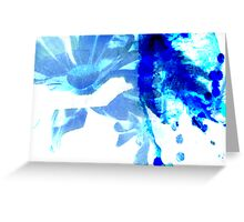 Torn Beauty Greeting Card