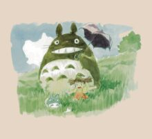 My Neighbour Totoro  by LanFan