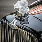 Eagle Hood Ornament / Radiator Cap on Auburn by eegibson