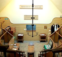 The Old Operating Theater - London  by rsangsterkelly