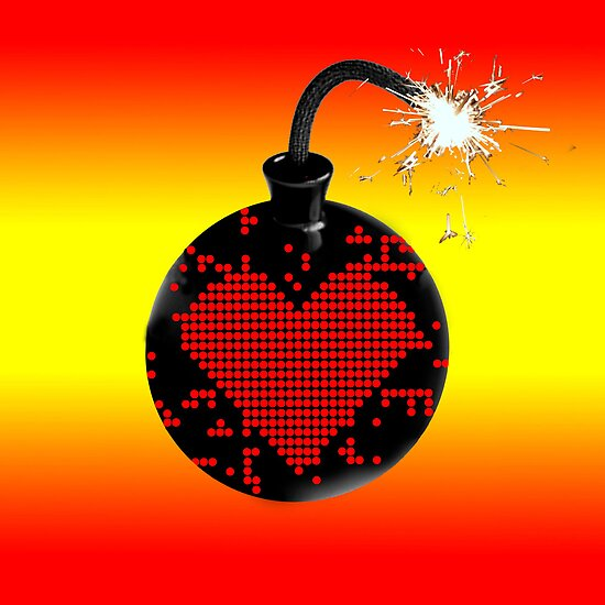 love bomb (hot) by sebmcnulty