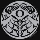 Coast Salish Eagle by Mark Gauti